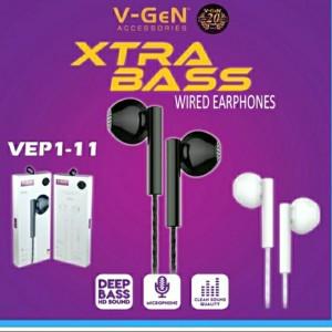 Harga Earphone V Gen Headset Katalog.or.id
