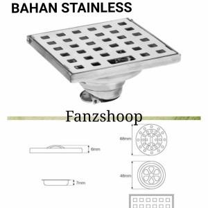 Katalog Tutup Saringan Got Kamar Mandi Kotak Stainless Steel Katalog.or.id