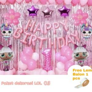 Info Pinata Lol Doll Pinata Lol Jenis Bulat Tipe 2d Katalog.or.id