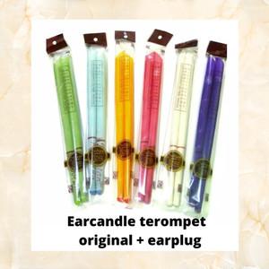 Harga No Plug Ear Candle Lilin Therapy Pembersih Telinga Katalog.or.id