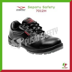 Harga Sepatu Safety Shoes Cheetah 7012h Katalog.or.id