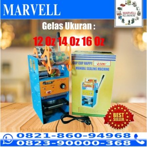 Info Mesin Press Gelas Plastik Cup Sealer Manual Eton D8 Katalog.or.id