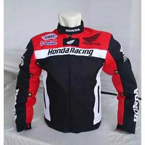 Info Jaket Motor Honda Hrc Full Protektor Honda Racing Club Touring New Katalog.or.id
