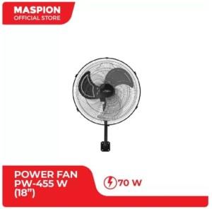 Katalog Power Fan Kipas Angin Dinding Industri Maspion 20 Pw 501 W Katalog.or.id