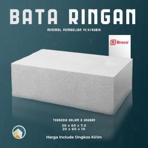 Harga Bata Ringan Hebel 7 5cm Dan 10cm Kubik Katalog.or.id