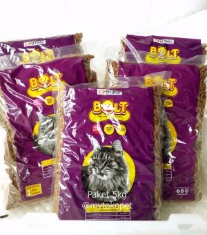 Harga Bolt 1kg Makanan Kucing Bolt Re Pack Katalog.or.id