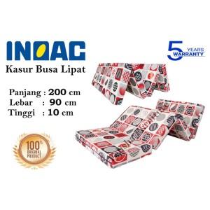 Harga Inoac Kasur Lipat Busa Inoac Original 200 X 80 X 10 Cm Japan Quality Katalog.or.id