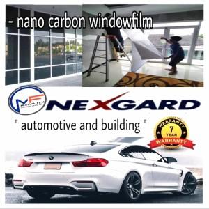 Katalog Kaca Film Nexgard Carbon Garansi 7 Tahun Katalog.or.id
