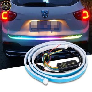 Info Lampu Strip Drl Rgb 12v Tail Led Lampu Bagasi Pintu Belakang Mobil Katalog.or.id