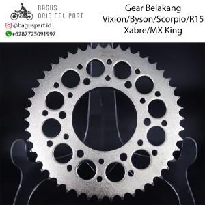 Info Gir Gear Depan Sss 428 Vixion Byson R15 Size 13t 16t Katalog.or.id