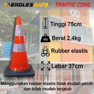 Katalog Traffic Cone 75 Cm Pvc Kerucut Jalan Orange 75cm Rubber Basic Color Katalog.or.id