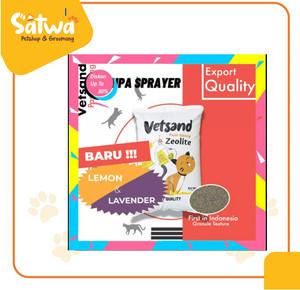 Katalog Pasir Cub Kit Kemasan Baru 20kg Pasir Kucing Katalog.or.id