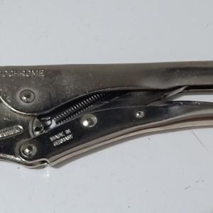 Harga Tang Buaya Vice Grip Locking Pliers Tekiro 10 Katalog.or.id