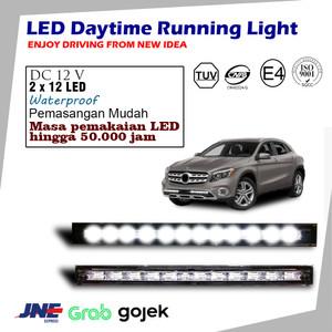 Info Lampu Drl Led Plasma 17 Cm Cob Strip Kualitas Bagus Ada 3 Warna Katalog.or.id