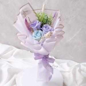 Katalog Heart Box Rose Soap Bunga Sabun Valentine Katalog.or.id