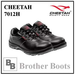 Info Sepatu Safety Shoes Cheetah 7012h Katalog.or.id