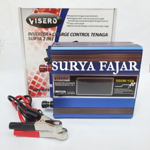 Harga Visero Vio 1000w Isc Solar Power Inverter 12v Amp Controller Charger 20a Katalog.or.id