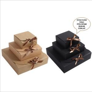Info Gift Box Kotak Kado Paket Dengan Gift Tag Free Pita Katalog.or.id