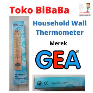 Katalog Thermometer Ruangan Dinding Gea Medical S 092 S092 Termometer Kayu Katalog.or.id