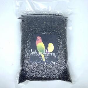 Info Niger Seed Pakan Burung Kenari Dll Penghangat Cuaca Exstrim 250gr Katalog.or.id