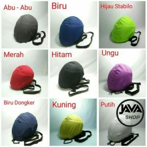 Harga Cover Helm Tas Helm Anti Hujan Waterproof Ichiban Katalog.or.id