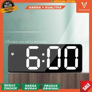 Harga Jam Led Digital Dekorasi Meja Dan Dinding Katalog.or.id