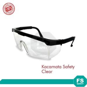 Harga Kacamata Safety Clear Kotak Katalog.or.id