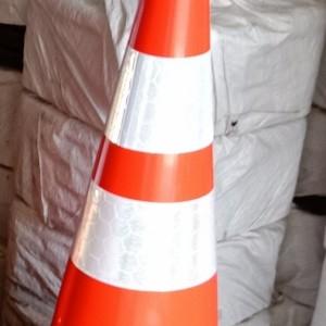 Harga Traffic Cone 75 Cm Pvc Kerucut Jalan Orange 75cm Rubber Basic Color Katalog.or.id