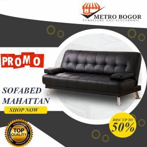 Katalog Sale Sofa Bed Vendita Sofabed Minimalis Super Eco Oscar Kulit Leather Katalog.or.id