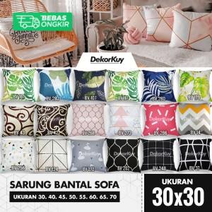 Info Sarung Bantal Kursi 40x40 Homesweethome Katalog.or.id