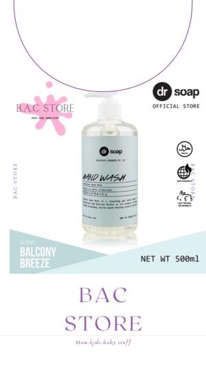 Harga Dr Soap Hand Wash 500ml Balcony Breeze Katalog.or.id