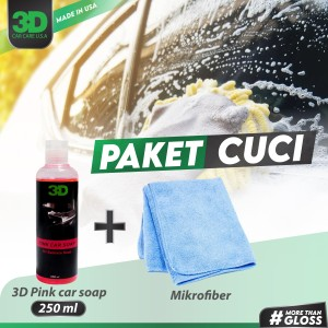 Info 3m Paket Hemat Cuci Mobil Premium Car Wipe Smart Sponge Car Wash Katalog.or.id