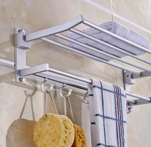 Katalog Tempat Gantungan Rak Jemuran Indoor Handuk Dinding Alumunium Toilet Katalog.or.id