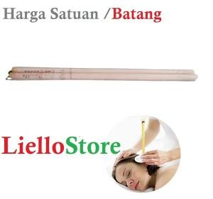 Info No Plug Ear Candle Lilin Therapy Pembersih Telinga Katalog.or.id