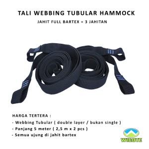 Info Tali Webbing Tubular Hammock Strap Sling Body Harness Katalog.or.id