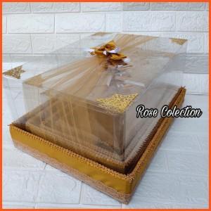 Harga Kotak Hantaran Pernikahan Seserahan Tanpa Tutup Per Set Isi 4 Katalog.or.id