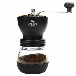 Harga Terlaris Electric Coffee Grinder Espresso Grinder One Touch Katalog.or.id