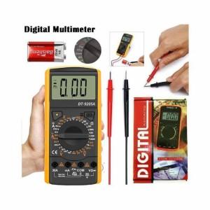 Katalog Multitester Multimeter Digital Dt 830l Katalog.or.id