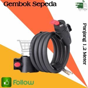 Katalog Cable Lock Anti Maling Helm Katalog.or.id