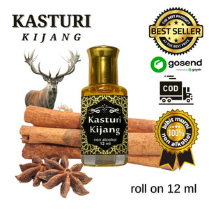 Harga Bibit Minyak Kasturi Kijang 12 Ml Keva Brute Musk Parfum Murni Import Katalog.or.id