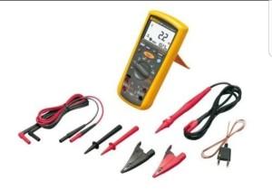 Harga Fluke 87v Industrial Digital Multimeter With Temperature Tester Usa Katalog.or.id
