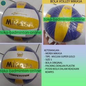 Katalog Bola Voli Volley Volly Voly Mikasa Mg 2200 Super Gold Katalog.or.id