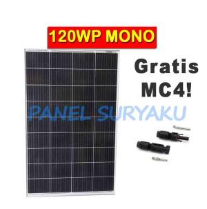 Harga Solar Panel 100wp Polycrystalline Custom Ekspedisi Katalog.or.id
