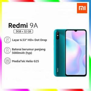 Harga Xiaomi Redmi 9a 3 Katalog.or.id