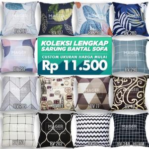 Harga Sarung Bantal Kursi 40x40 Homesweethome Katalog.or.id