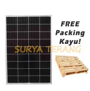 Info Solar Panel 100wp Polycrystalline Custom Ekspedisi Katalog.or.id