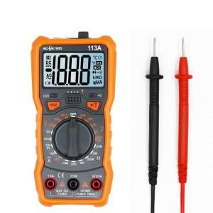 Harga Digital Multimeter Avo Meter Digital Multitester Pocket Dt830d Katalog.or.id