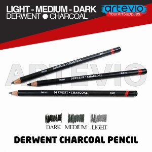 Info Derwent Charcoal Pencil Dark Katalog.or.id