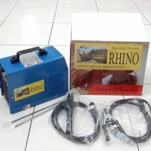 Harga Mesin Travo Las Listrik Inverter Rhino 120a Katalog.or.id