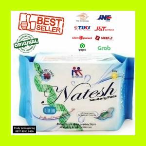 Harga Pembalut Herbal Natesh Day Katalog.or.id